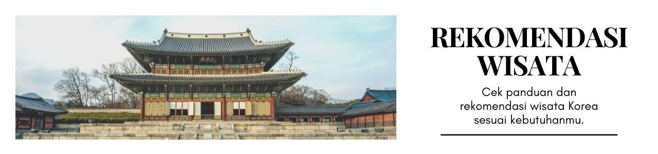 Tempat Wisata Korea